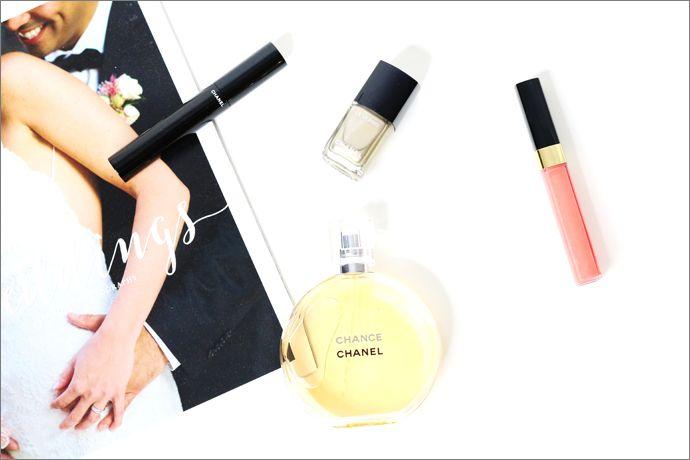Chanel Chance Eau De Toilette & Dans La Lumiere De L'ete Collection
