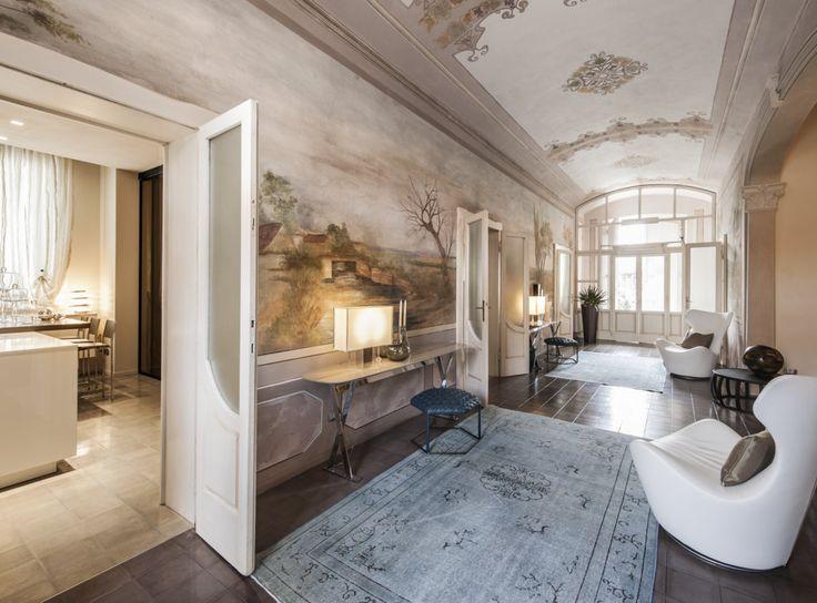 17 migliori idee su salone interno su pinterest saloni - Interno di una casa ...