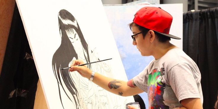 Artistic pursuits aren't just fun — scientific research shows that they're actually strengthening your brain.