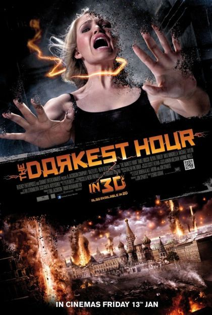 The Darkest Hour (2011) in 214434's movie collection » CLZ Cloud for Movies