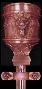 63 Best Decorative Copper Downspouts Images On Pinterest