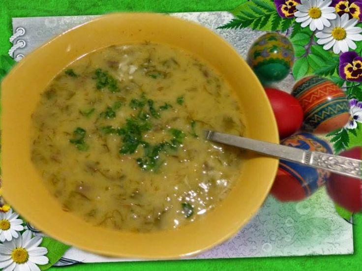 Μαγειρίτσα ,παραδοσιακή !!!! ~ ΜΑΓΕΙΡΙΚΗ ΚΑΙ ΣΥΝΤΑΓΕΣ