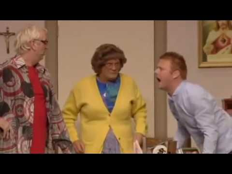 Mrs Browns Boys: Live! - Good Mourning Mrs Brown (BBC1 LIVE MRS BROWNS B...