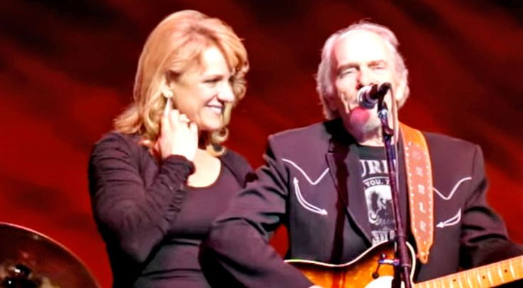 Country Music Lyrics - Quotes - Songs  - Merle Haggard And Wife Theresa Perform Loving Duet Of 'Jackson' - Youtube Music Videos http://countryrebel.com/blogs/videos/72087875-merle-haggard-and-wife-theresa-perform-loving-duet-of-jackson