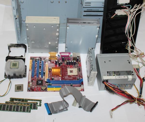 パソコン修理の方法についてのサイト。