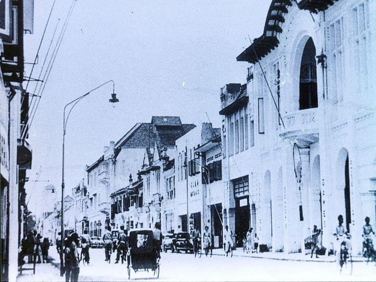 Jl. Ahmad Yani Medan Tempo Doeloe