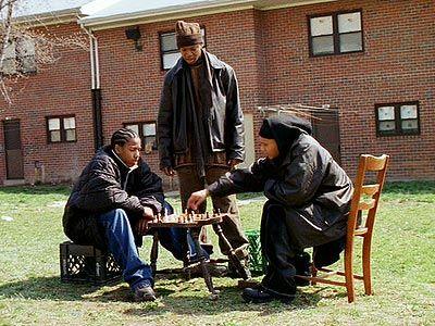 My favorite scene ever in 'The Wire'