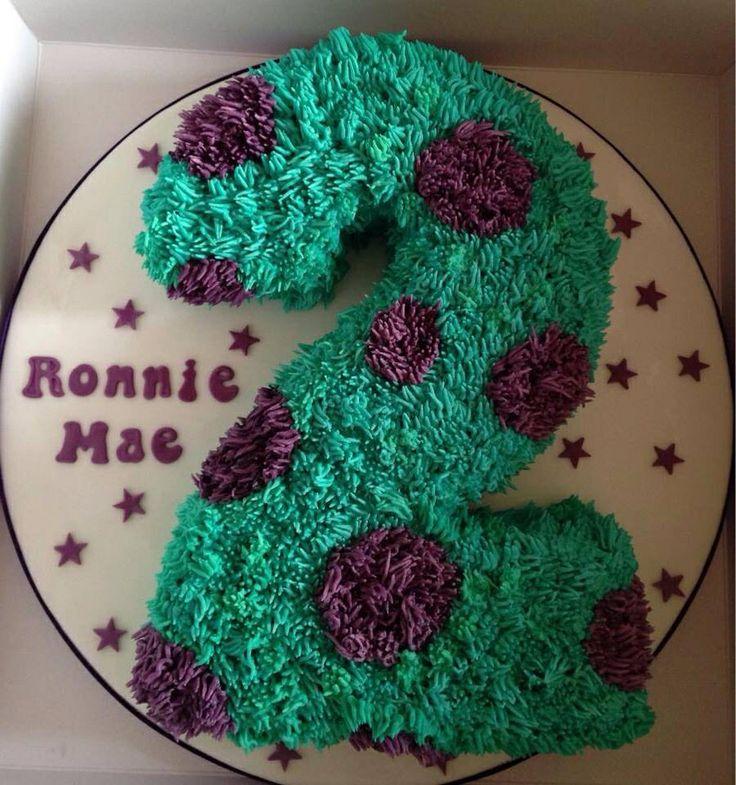 Monsters Inc cake