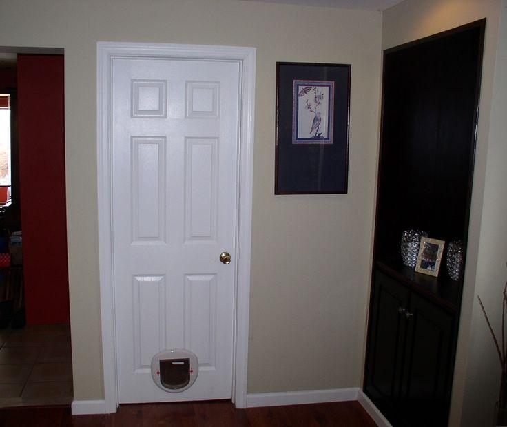 Interior Door Installation  Bostonian  pre-hung doors; 6-panel hollow-core standard interior doors - installation advice and information. Paintingu2026 & Interior Door Installation: