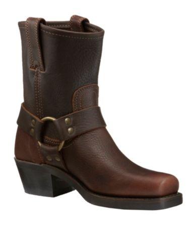 Frye Womens Harness 8R Boots