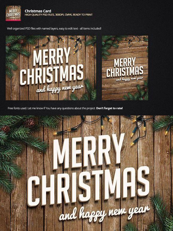 Christmas Card Christmas Cards Cards Merry Christmas Card