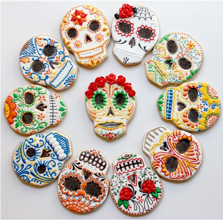 Best 25 Sugar Skull Cakes Ideas On Pinterest Skull
