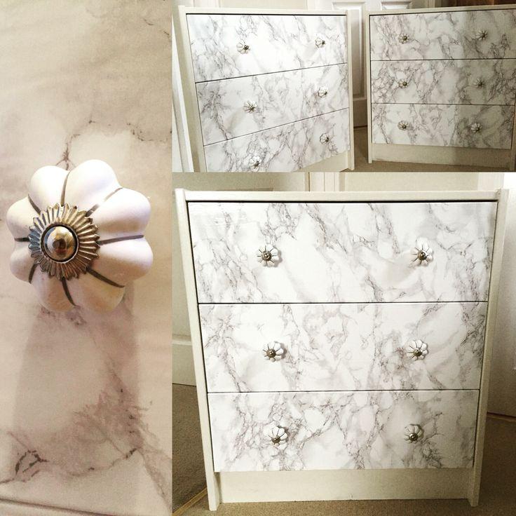 Upcycled Some Old Ikea Drawers With A Splash Of Paint And