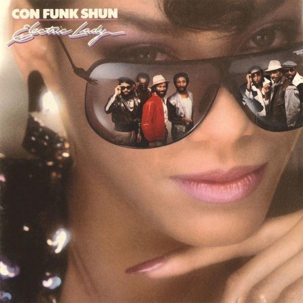 Electric Lady [Mercury Records] by Con Funk Shun