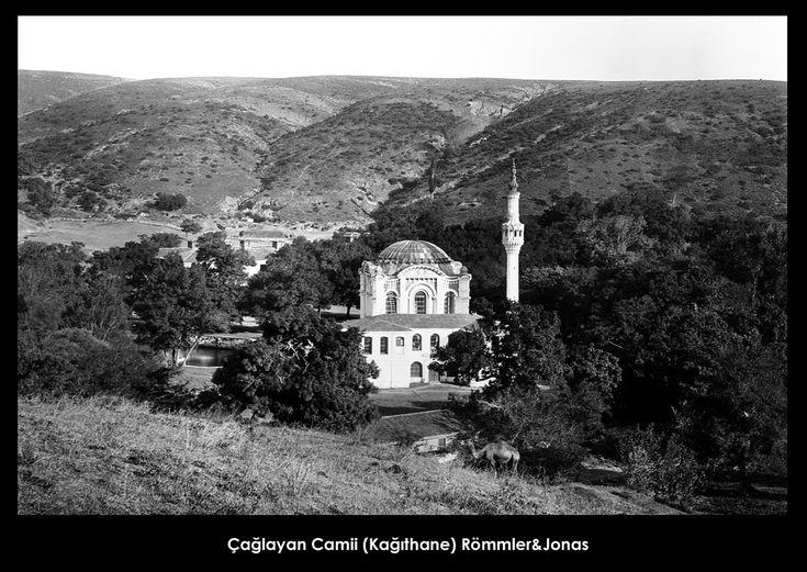 Yıldız Albümleri, Çağlayan Camii (Kağıthane) RömmlerJonas