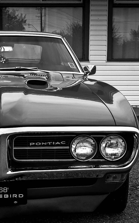 Firebird the vintage car the fairy tale the man