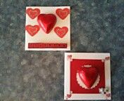 Yes more Valentine Cards