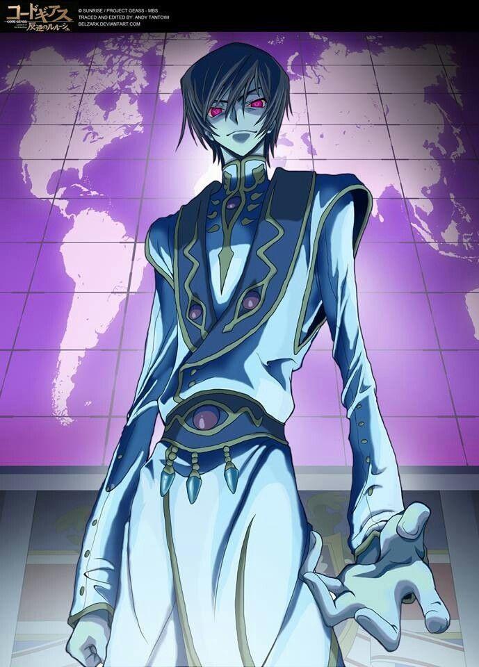 Emperor Lelouch Vi Britannia