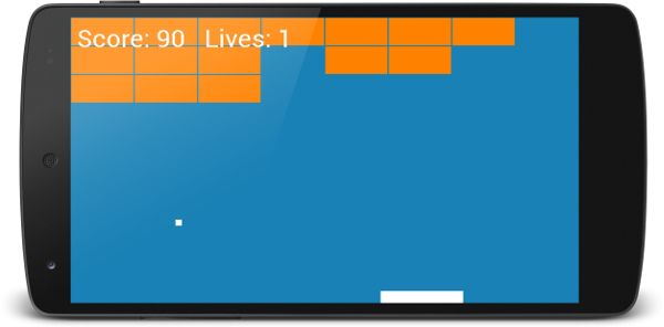 How to build a retro breakout game for Android. Project from http://gamecodeschool.com/android/coding-a-breakout-game-for-android/