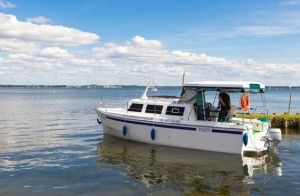 Hausboot Masuren Polen Weekend #hausboot #masuren #bootscharter #hausbootferien