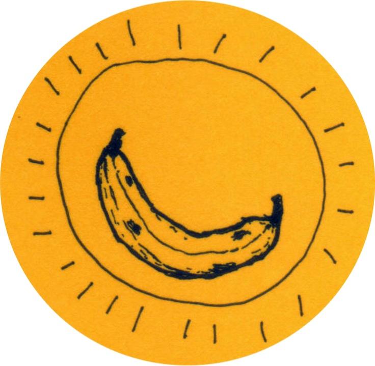 Banana-sun