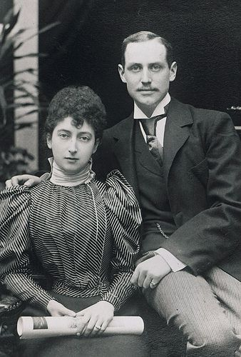 Engagement of Princess Maud of Wales and Prince Charles of Denmark, 1896