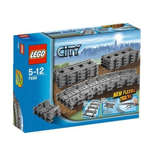 Superb LEGO City Flexible Tracks 7499 Now At Smyths Toys UK! Buy Online Or Collect At Your Local Smyths Store! We Stock A Great Range Of LEGO City At Great Prices.