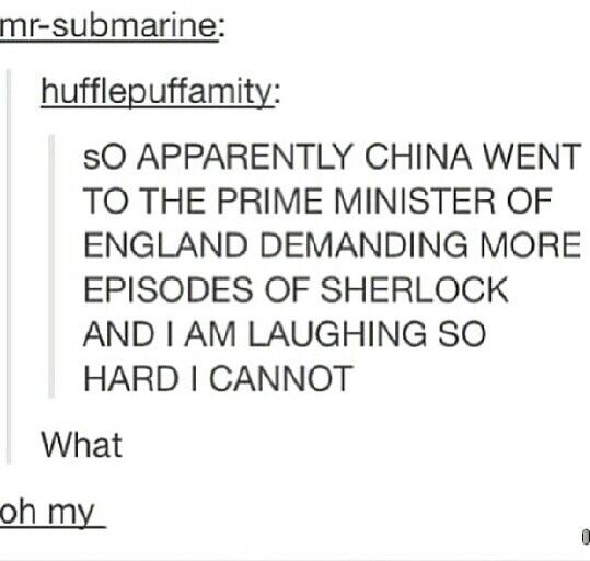 This is true and basically Moffat said no. <<<NO WAY.•