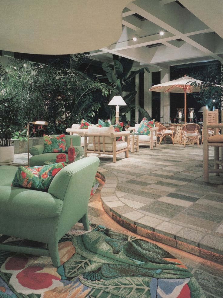 From Showcase of Interior Design: Pacific Edition (1992)