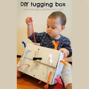 Giochi per bambini economici e da riciclo.