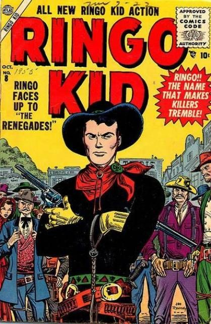 Ringo Kid Western (Volume) - Comic Vine
