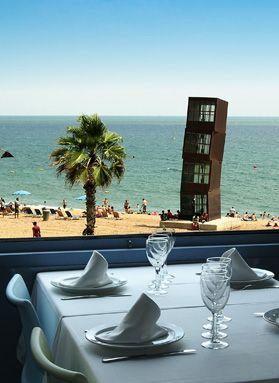 Restaurante Cal Pinxo Platja c/Baluart, 124 Platja de la Barceloneta en Barcelona, Cataluña