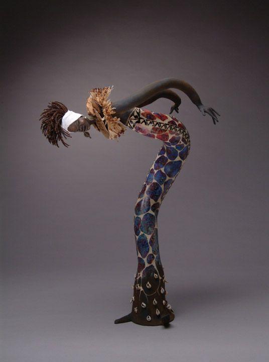 Patricia Boyd gourd art