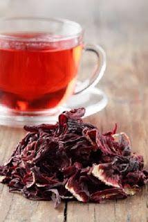 Chá de hibisco emagrece 5 quilos em um mês | Cura pela Natureza.com.br