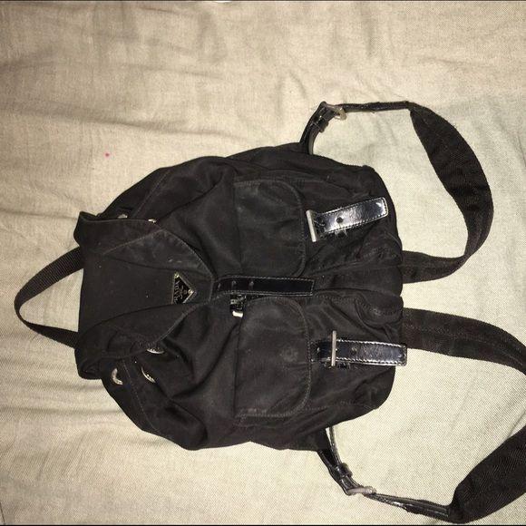 prada messenger crossbody bags sale - Prada backpack AUTHENTIC \u203c   | Mini Backpack, Prada Bag and Backpacks