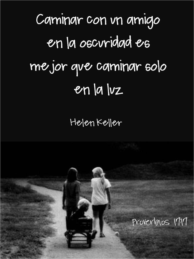 Helen Keller...