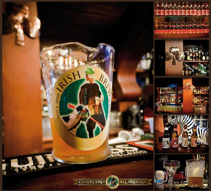 #cerveceriairlandesa #LaMacarena