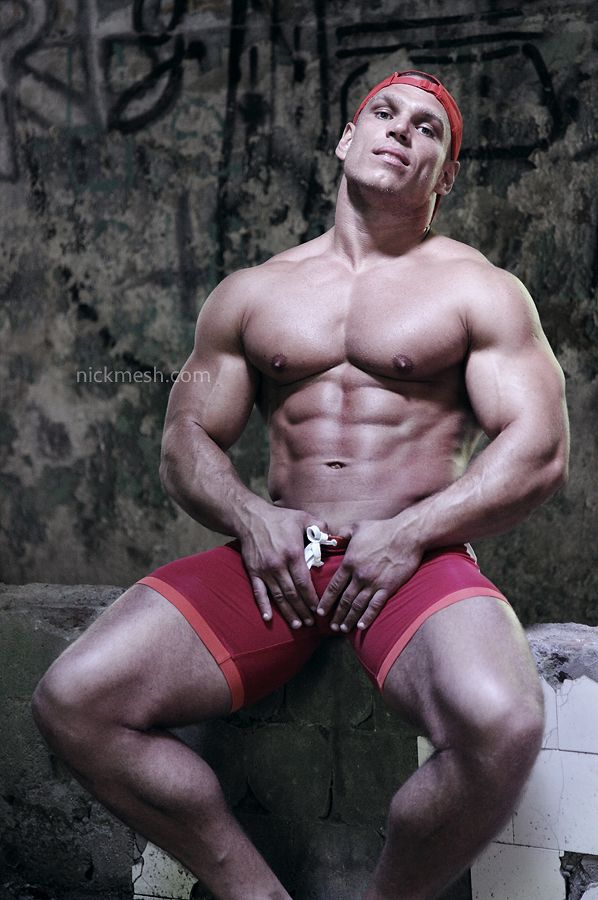 Gay muscle porn archives