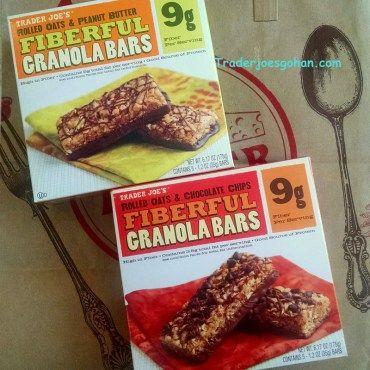 トレーダージョーズ | ファイバー グラノーラバー | Trader Joe's |  Fiberful Granola Bars | 175g $2.69  #traderjoes #fiber #granola #granolabar