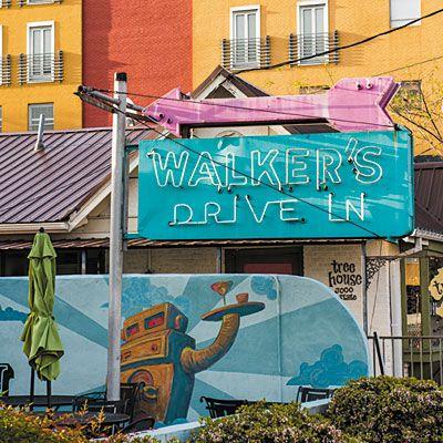 Walker's Drive-In Restaurant Jackson Mississippi- [site:name] - Best Southern Restaurants- Southern Living