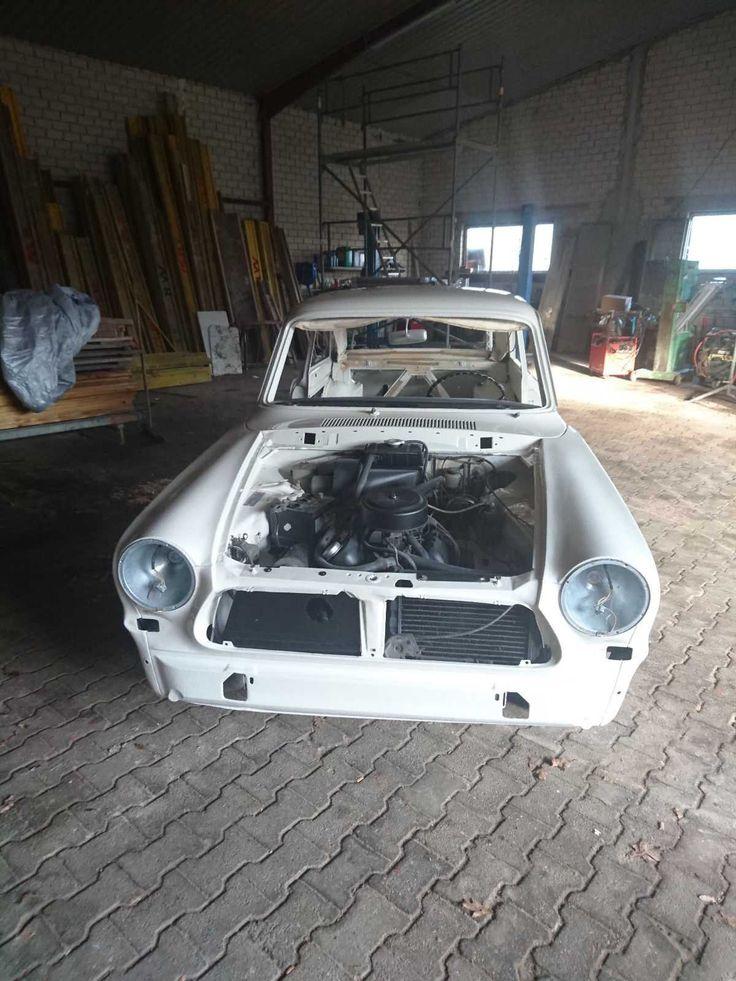 Ford Taunus 12m / P4 Oldtimer Zulassung BJ 1967
