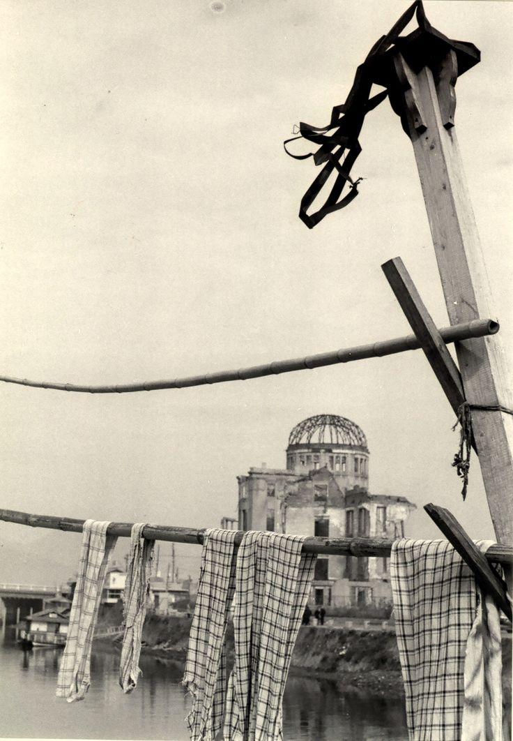 Hiroshima 1954 . Kansuke Yamamoto. ©Toshio Yamamoto.