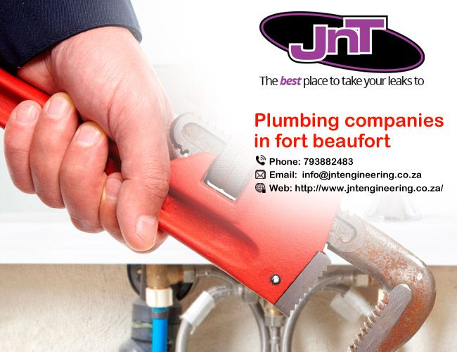 Local Commercial Plumbing Companies in South Africa Jnt Engineering is #plumbing #company  in Alice. We promise to provide a plumber of the very best high-quality at the nice fees in Alice. See more detail here-http://jntengineering.Co.Za/.