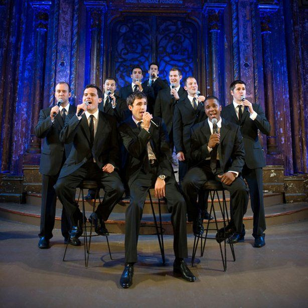 48 best Straight No Chaser images on Pinterest | Theatre ...
