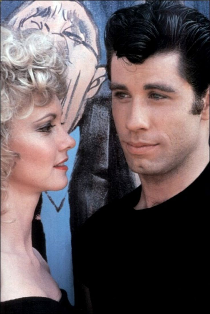 grease danny and sandy meet
