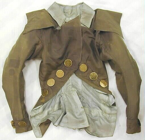 Jacket of a riding habit | Museums of Southwest Finland (Musketti) | Museo Finna