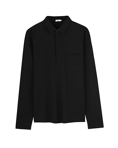 Soft Lycra Poloshirt - T-shirts & Sweatshirts - Shop Man - Filippa K