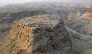 ELCOFRESITO: Masada, la fortaleza de Herodes.