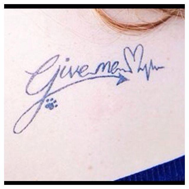 ed sheeran tattoo...perfection ❤