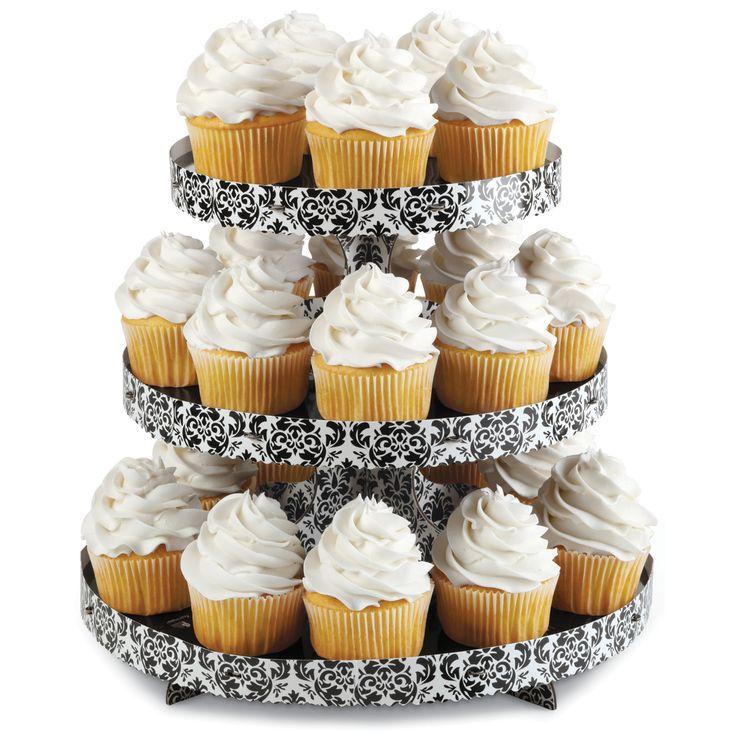 Wilton® Cupcake Stand Damask